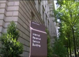 IRS Accused of Targeting Tea Party Groups