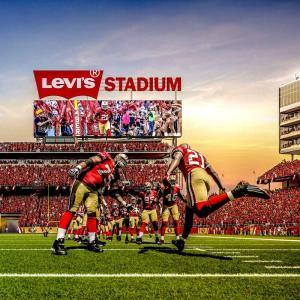 49ers, santa clara, football, levi, stadium, san francisco