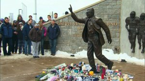 Joe Paterno's statue will be removed