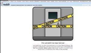 Reddit shuts down community seeking Navy Yard shooter