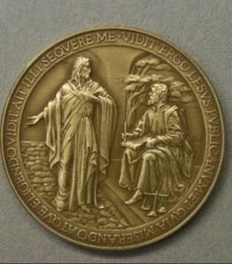 lesus vatican medal
