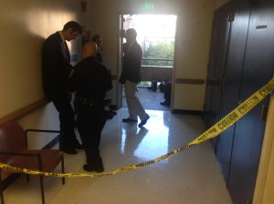 Body found at San Francisco General Hospital