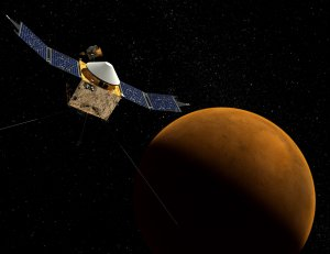 MAVEN seeks to solve another Mars riddle