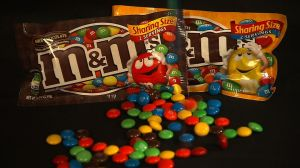 M&M's Artifical Dyes