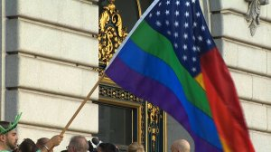 Waiting for the Supreme Court to rule on 2 cases concerning same-sex marriage