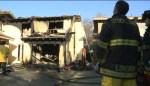 Stockton Triplex Fire