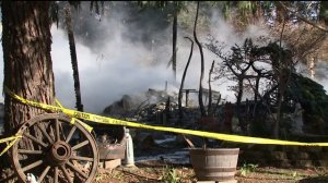 Victims Mourn as Investigators Tackle Placerville Ranch Fire