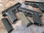 Handguns and rifles are easily purchased at gun shows