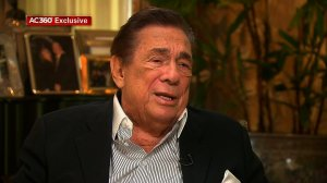 AC360 Exclusive Interview — Donald Sterling