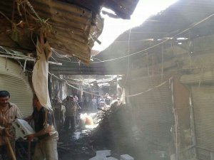 Iraq- Mosul- Airstrike-aftermath