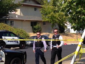 Folsom Officer Involved Shooting