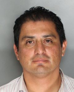 State Senator Ben Hueso was arrested for allegedly driving under the influence. Courtesy: Sacramento County Sheriff's Department