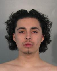 Angel Alvarado, 19 of Fairfield, was arrested on charges of robbery, assault with a deadly weapon, attempted robbery, and conspiracy. Courtesy: Vacaville Police Dept
