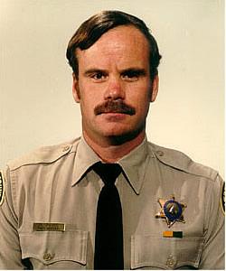 Riverside County Sheriff's Deputy Michael David Davis
