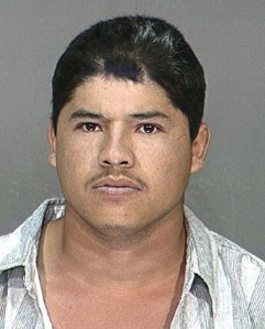 Luis Bracamonte, aka Marcelo Marquez January 1998 Courtesy: Maricopa, Sheriff's Department, Arizona