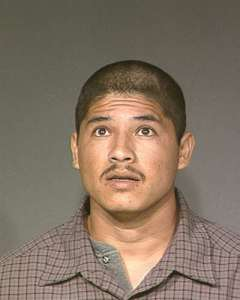 Luis Bracamontes, aka Marcello Marquez, July 2001 Courtesy: Maricopa, Sheriff's Department, Arizona
