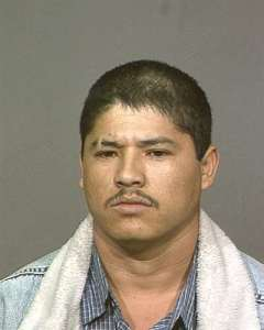 Luis Bracamonte, aka Marcelo Marquez May 2001 Courtesy: Maricopa, Sheriff's Department, Arizona