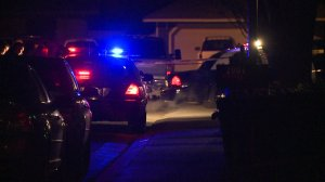 Modesto Police investigating a murder-suicide at a home on Sharilyn Drive in Modesto on Thursday night.
