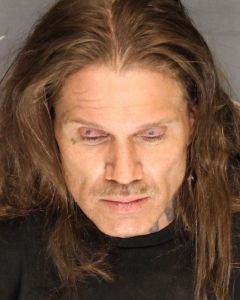 Joe Bindi was arrested on several charges including resisting arrest and attacking a police officer. Courtesy: San Joaquin County Sheriff's Department