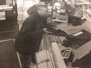 Surveillance video shows Donnello Knowles inside a Stockton business. Courtesy: Stockton Police