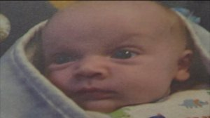 Authorities are searching for baby Justice Reese in Yolo County.