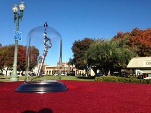 Stockton Mayor Anthony Silva presented a key to the city to God on Monday, Nov. 16.