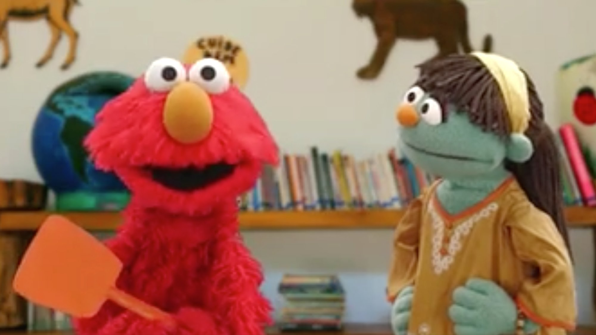 """""""Sesame Street"""" and the Pan American Health Organization have teamed up for PSA videos addressing steps to help control the spread of the devastating Zika virus."""