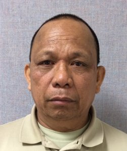 Maryland shooting suspect Eulalio Tordil, mugshot from Montgomery County Police Dept.