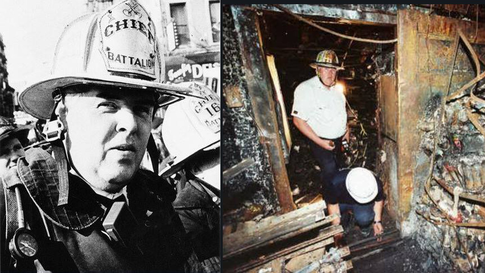 Larry Stack was a man who, by all accounts, was kind, selfless, and brave. Prior to his 33 years of service with the FDNY, he served in the United States Navy for six years, including a tour of duty in Vietnam.