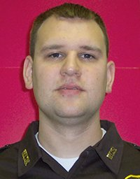Dallas police Officer Michael Krol is shown in a photo posted by the National Law Enforcement Officers Memorial Fund.