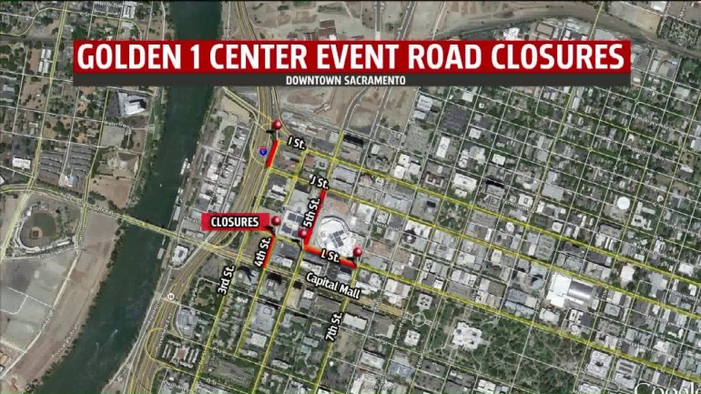 These roads are closed ahead of the Paul McCartney concerts Oct. 4 and 5.
