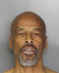 Craig Joseph Dumas, 54, was arrested Friday, February 24, for driving a vehicle through a roll-up door at the Sacramento County Jail.