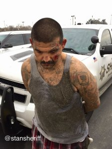 Richard Garcia (Courtesy: Stanislaus County Sheriff's Department)