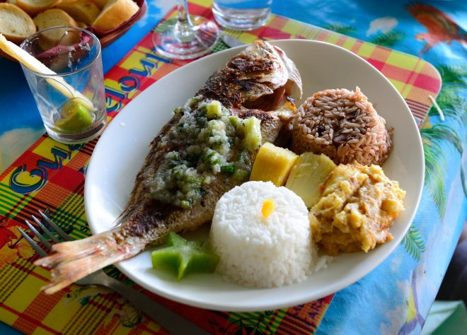 Guadeloupe: 15 gorgeous reasons to go - French Creole cuisine