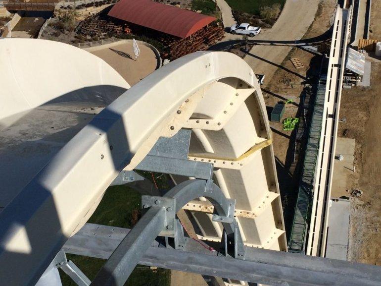 World's Tallest Watercoaster