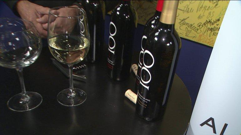100 percent wine