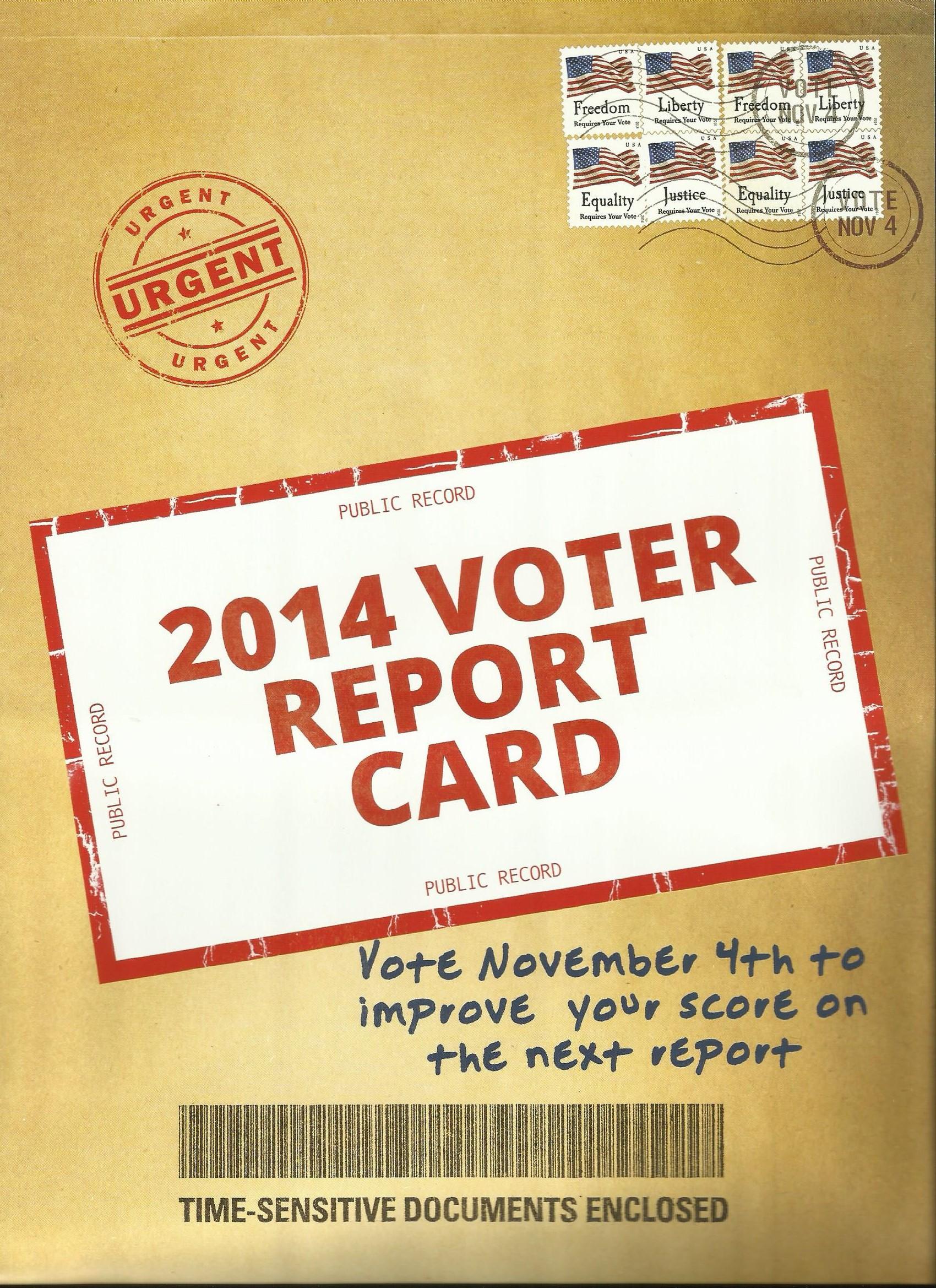 Voter Flyer Front