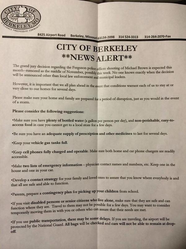 berkeley flyer