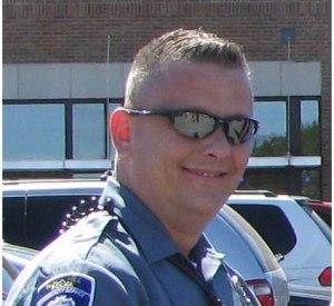 Rock Hill Police Officer Steven Sperber