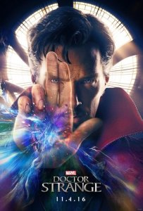 "Disney and Marvel Studios premiered the first trailer for its upcoming film, ""Doctor Strange,"" on Jimmy Kimmel Live Tuesday night."