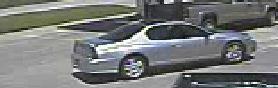Car Stolen in Edwardsville, IL carjacking - May 22, 2016