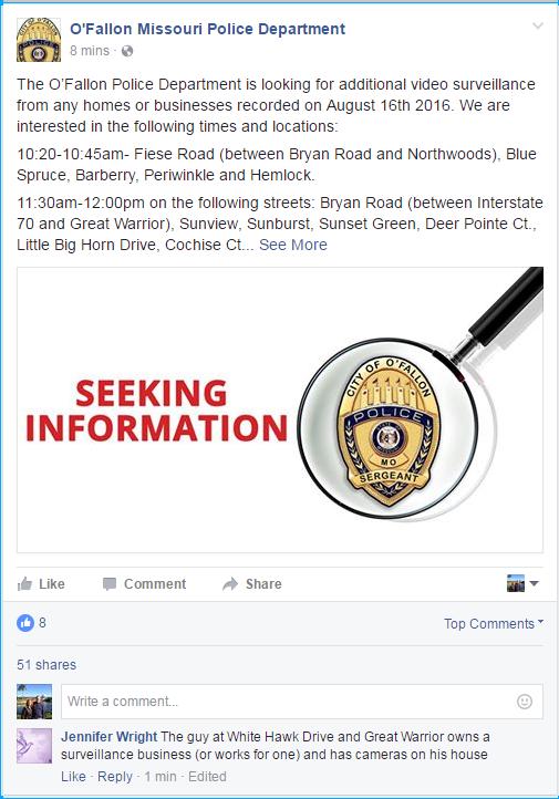 O'Fallon Police Department
