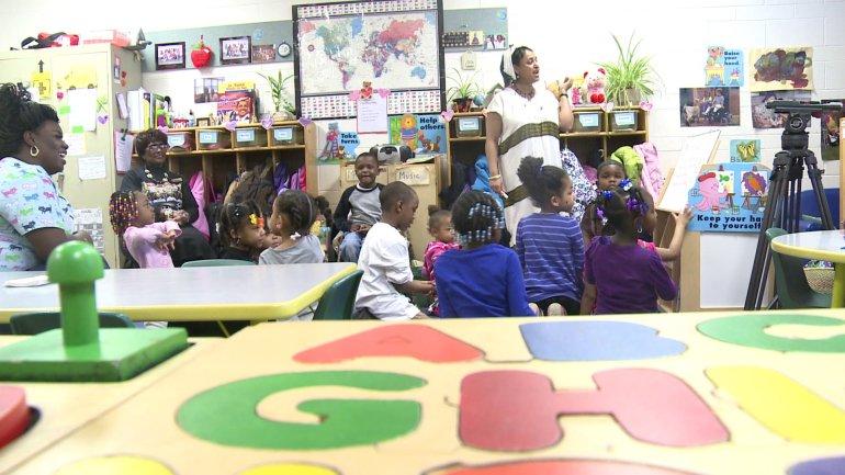 webster kindergarten