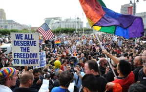 Prop. 8 Demonstration