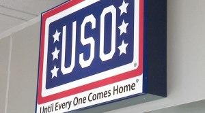 USO at Lindbergh Field