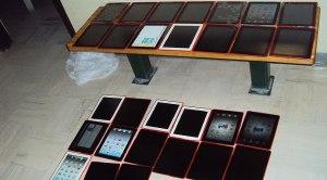 Stolen iPads