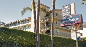 Howard Johnson hotel in Mission Valley