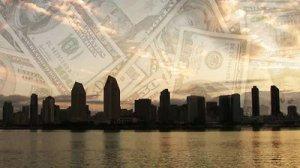 San Diego city money