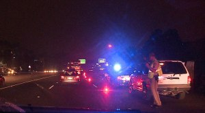Pedestrian killed on Interstate 8