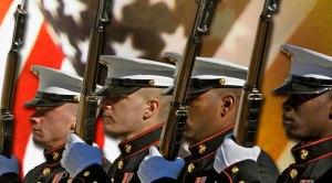 Marine-honor-guard